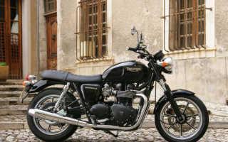 Мотоцикл Bonneville Tridays Edition (2010): технические характеристики, фото, видео