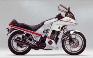 Мотоцикл XJ650 Midnight Maxim (1982): технические характеристики, фото, видео