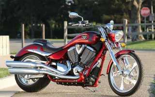 Мотоцикл Vegas Jackpot Cory Ness (2008): технические характеристики, фото, видео