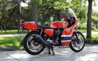Мотоцикл CB750F2 Phil Read Replica (1977): технические характеристики, фото, видео