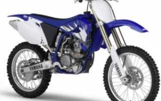 Мотоцикл YZ250F: технические характеристики, фото, видео