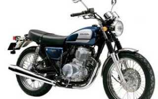 Мотоцикл CB 400 SS 2002: технические характеристики, фото, видео