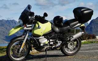 Мотоцикл R1100GS 75th Anniversary (1998): технические характеристики, фото, видео