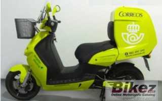 Мотоцикл 120S-D Delivery (2011): технические характеристики, фото, видео