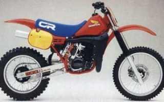 Мотоцикл B 500 CR (2001): технические характеристики, фото, видео