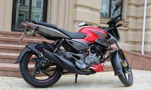Мотоцикл Pulsar 125 (2013): технические характеристики, фото, видео
