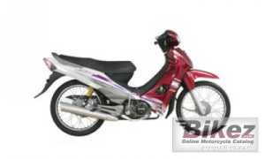 Мотоцикл Kriss 120 (2011): технические характеристики, фото, видео