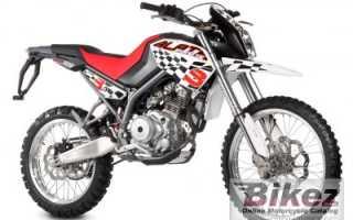 Мотоцикл Enduro 125 BXE (2010): технические характеристики, фото, видео
