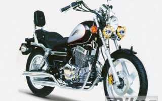 Мотоцикл YY150-5 (2008): технические характеристики, фото, видео