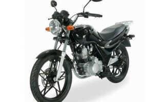Мотоцикл 125SX (2011): технические характеристики, фото, видео