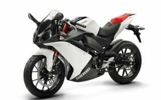 Мотоцикл AD 125 (2009): технические характеристики, фото, видео