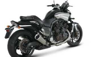 Мотоцикл VMAX: технические характеристики, фото, видео