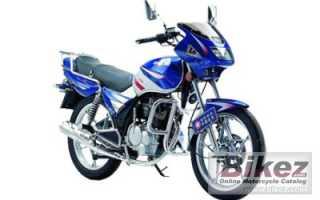 Мотоцикл JL 125-C (2007): технические характеристики, фото, видео