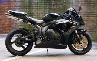 Мотоцикл CBR1000RR Fireblade (2006): технические характеристики, фото, видео