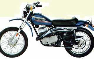 Мотоцикл XL175 (1974): технические характеристики, фото, видео