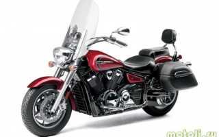 Мотоцикл V-Star 1300 XVS1300A (2011): технические характеристики, фото, видео