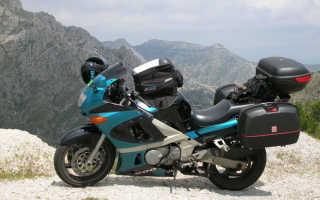 Мотоцикл ZZR 600 1990: технические характеристики, фото, видео