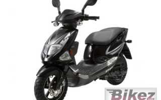 Мотоцикл T-Rex 125 (2011): технические характеристики, фото, видео