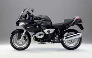 Мотоцикл R1200ST (2007): технические характеристики, фото, видео