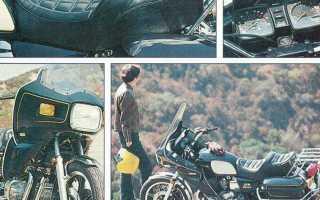 Мотоцикл XS Eleven Venturer (1981): технические характеристики, фото, видео