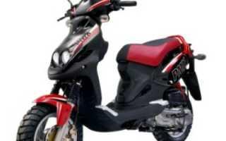 Мотоцикл PMX Sport 50 (2011): технические характеристики, фото, видео