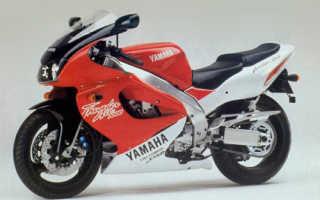 Мотоцикл YZF-1000 R1 (2009): технические характеристики, фото, видео