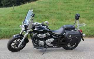 Мотоцикл XVS950A Midnight Star: технические характеристики, фото, видео