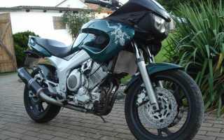 Мотоцикл TDM850 1999: технические характеристики, фото, видео