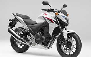 Мотоцикл CBX 400F2: технические характеристики, фото, видео