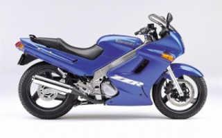 Мотоцикл DR-Z250 (2007): технические характеристики, фото, видео