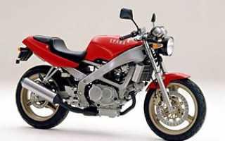Мотоцикл VT250F Spada (1988): технические характеристики, фото, видео