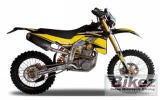 Мотоцикл 450 Cross Country (2011): технические характеристики, фото, видео