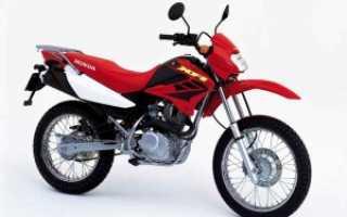 Мотоцикл XLR125 (1997): технические характеристики, фото, видео