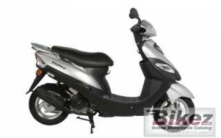 Мотоцикл Prince LH 50 (2010): технические характеристики, фото, видео