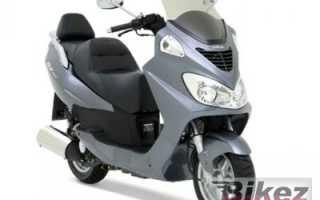 Мотоцикл S2 125 FI (2009): технические характеристики, фото, видео