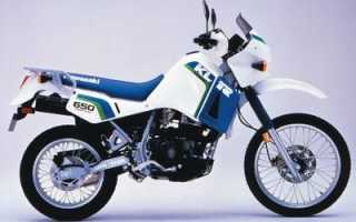 Мотоцикл KLR 650 2009: технические характеристики, фото, видео