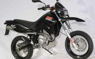 Мотоцикл 125SM Cup Replica (2005): технические характеристики, фото, видео
