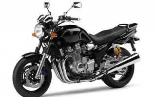 Мотоцикл XJR1300 50th Anniversary (2005): технические характеристики, фото, видео