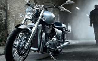 Мотоцикл Trident 750 (1990): технические характеристики, фото, видео