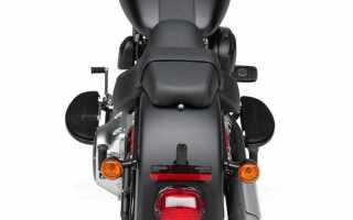 Мотоцикл FLSTFB Fat Boy Lo (2010): технические характеристики, фото, видео