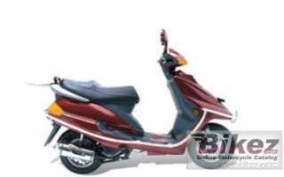 Мотоцикл Eagle 125 (2009): технические характеристики, фото, видео