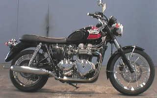 Мотоцикл Bonneville (2008): технические характеристики, фото, видео