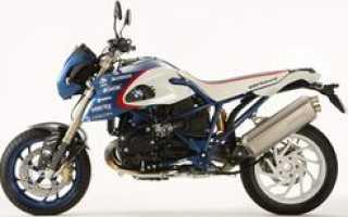Мотоцикл HP2 Megamoto Pikes Peak Edition (2009): технические характеристики, фото, видео