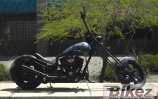 Мотоцикл Citizen Soldier III (2010): технические характеристики, фото, видео