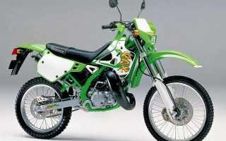 Мотоцикл 125SX (2001): технические характеристики, фото, видео
