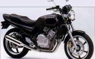 Мотоцикл CB 250SC Nighthawk: технические характеристики, фото, видео