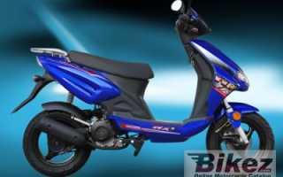 Мотоцикл Julia 50 (2010): технические характеристики, фото, видео