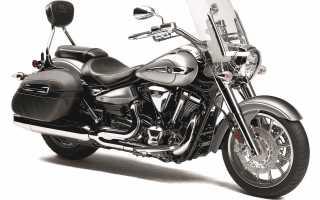 Мотоцикл XV1900 Raider (2012): технические характеристики, фото, видео