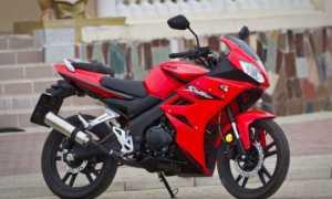 Мотоцикл LX150-30A Spitzer NK (2013): технические характеристики, фото, видео