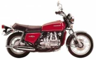 Мотоцикл GL1000 Goldwing LTD (1976): технические характеристики, фото, видео